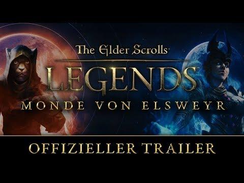 The Elder Scrolls: Legends - Monde von Elsweyr Offizieller Trailer