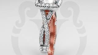 Engagement Rings by Verragio: Parisian-106CU