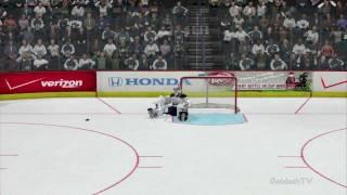 NHL 12 (PS3) - Sabres at Predators FULL GAME [HD]