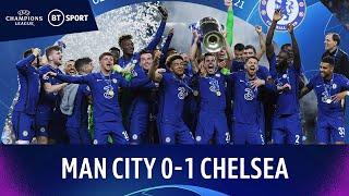Man City v Chelsea (0-1)   Tuchel's Blues triumph in Porto!   Champions League Final Highlights