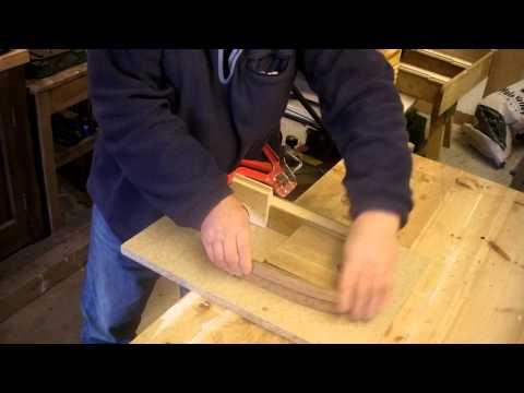 Steam bending - wood