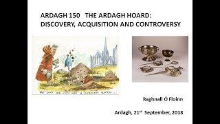 Talk on the Ardagh Chalice - Part 1