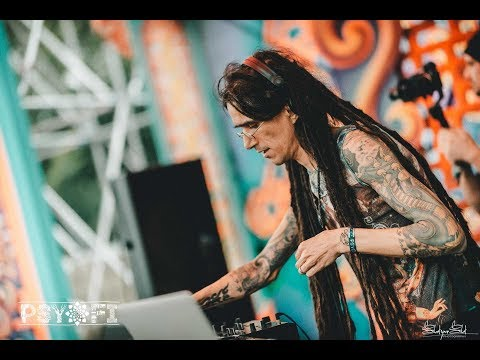 Ajja full live set at Psy-Fi 2017.