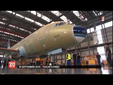 Trains Chinois et transferts de technologies