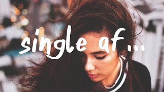 Fousheé - single af (Lyrics) cмотреть видео онлайн бесплатно в высоком качестве - HDVIDEO