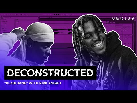 """The Making Of A$AP Ferg's """"Plain Jane"""" With Kirk Knight 