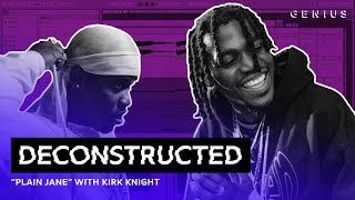 "The Making Of A$AP Ferg's ""Plain Jane"" With Kirk Knight  Deconstructed"