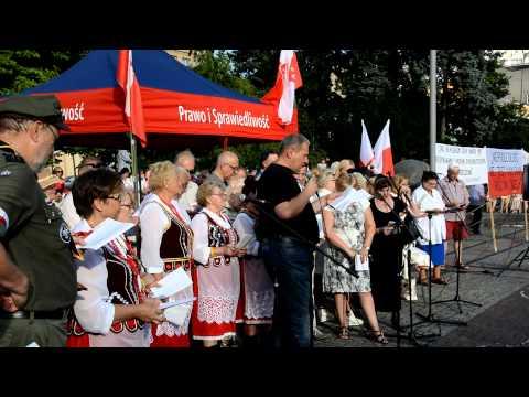 Patriotyczny Szczecin: Pieśń - Żurawiejki na pułki ułanów
