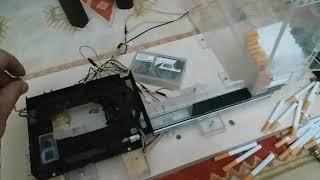PERSONAL FULL AUTOMATIC TOBACCO CIGARETTE ROLLING MACHINE