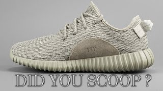 "ADIDAS YEEZY BOOST ""MOONROCK"" DID YOU SCOOP? (@SCOOP208)"