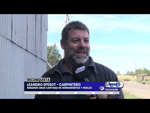 LEANDRO SPESOT - CARPINTERO