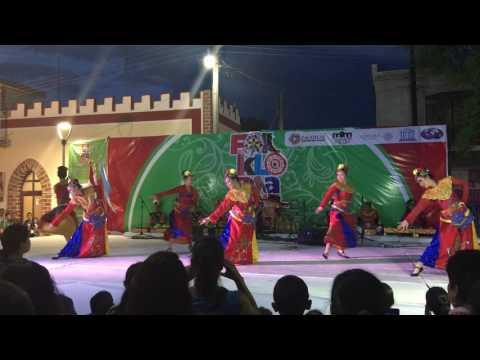 Bubuka Dance at Folkloriada 2016 Mexico Mp3