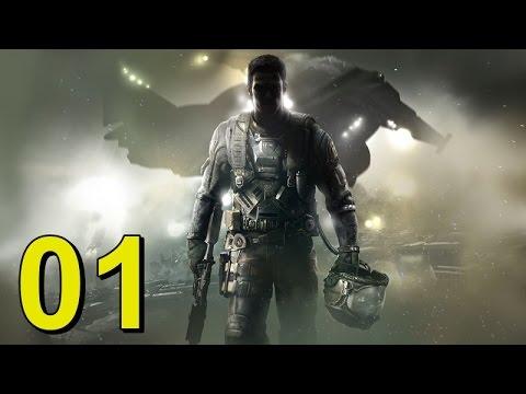 Call of Duty Infinite Warfare - Part 1 - Intro (Campaign) No Commentary