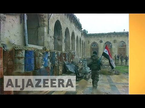 Inside Story - Is the fall of Aleppo the beginning of the end of the war in Syria?