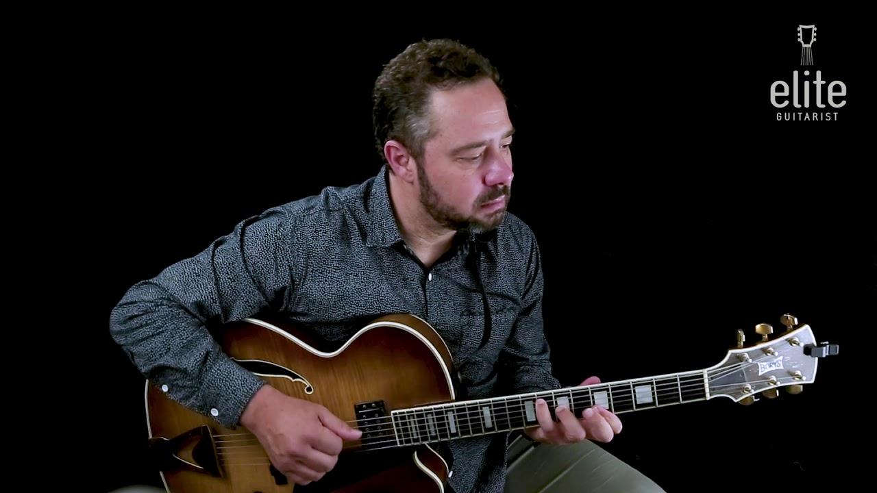 larry koonse plays 39 i 39 m old fashioned 39 eliteguitarist online jazz guitar lessons tutorials. Black Bedroom Furniture Sets. Home Design Ideas