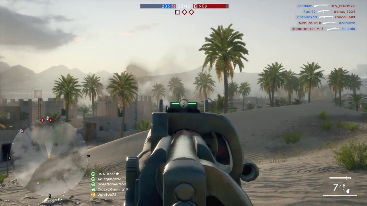 Battlefield™1 Lee-Enfield SMLE MKIII Infantry Bolt-Action Rifle!