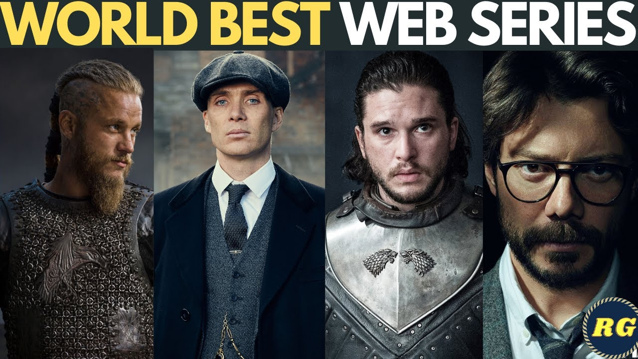 Download Top 10 World Best Web Series   World Best TV shows   Spoiler Free Review In 5 Mins   Reviews Gallery