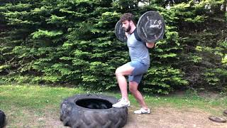 weighted step ups