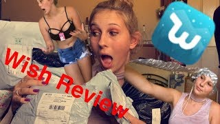 Is It Worth It?! Wish Review and Haul // Casey Caroline