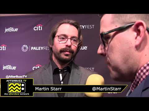 Martin Starr Speaks About His Complicated Relationship w: Fame and Silicon Valley