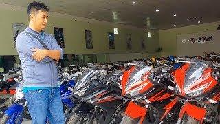 Cầm vài chục triệu, Thanh Niên vào hãng đòi mua xe Moto PKL