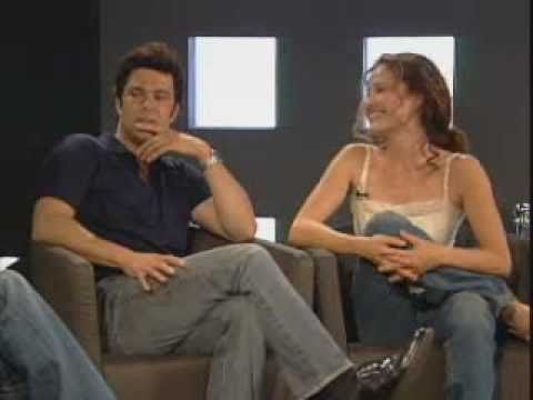 Carlos Bernard And Reiko Aylesworth 24 Inside Interview Youtube