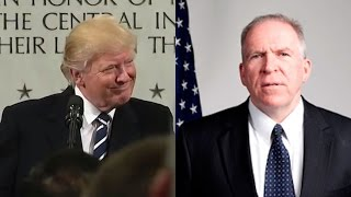 YOU'RE FIRED! TRUMP JUST GOT BEST REVENGE EVER ON EX-CIA CHIEF WHO TRIED TO SABOTAGE HIM!