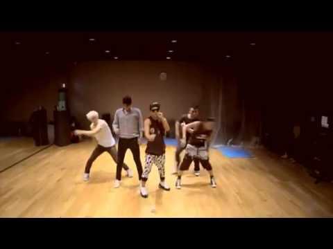 Big Bang - Monster- mirrored Dance Practice