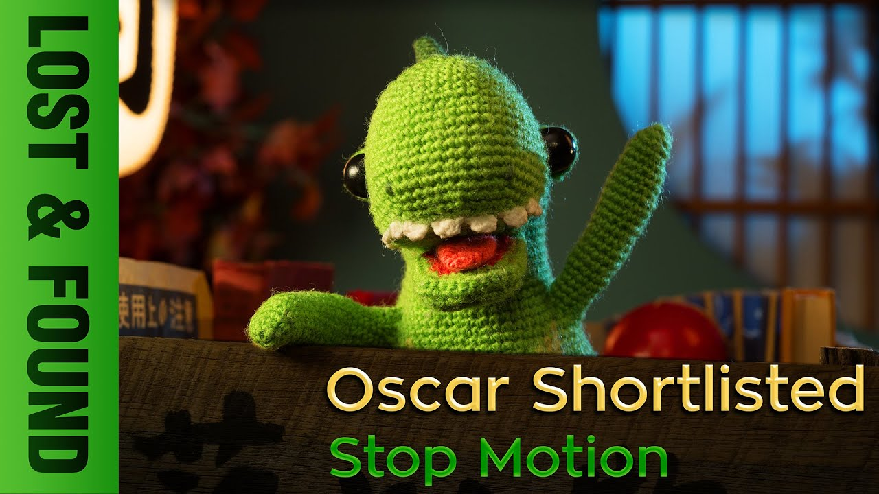 Download Lost & Found   Oscar Shortlisted Stop-Motion Animation
