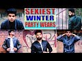 Winter party wear for men | Look Sexiest in Winter parties| Men's casual party wear 2018