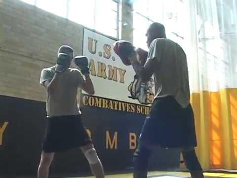 U.S. Army Combatives School