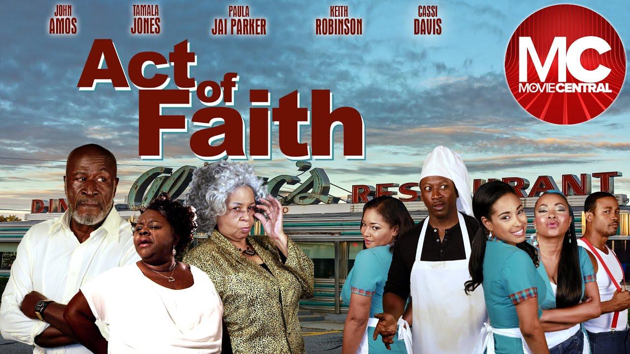 Download Act Of Faith | Full Drama Movie | John Amos