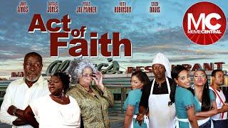 Act Of Faith   Full Drama Movie   John Amos