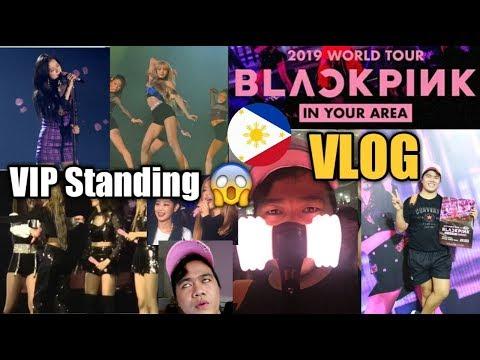 VLOG BLACKPINK 2019 In Your Area WORLD TOUR Concert