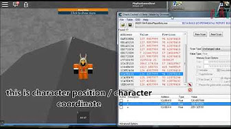 Roblox Hack Cheat Engine 6.7 Roblox Teleport Hack Cheat Engine Youtube