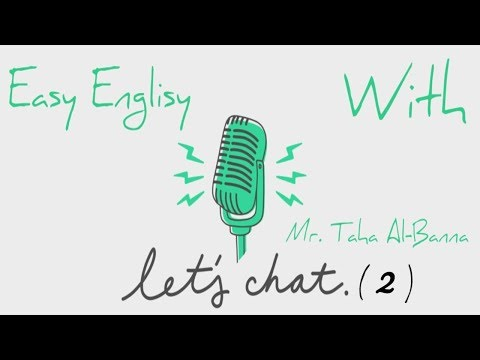 Let's Chat 2 / قراري النهائي بخصوص الشرح على القناة