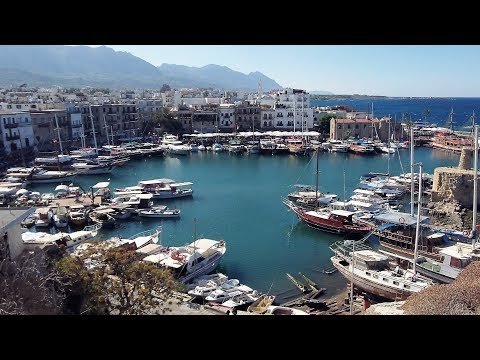 Kyrenia, Cyprus Walking Tour (Oct 19, 2013)