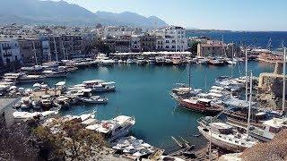 Kyrenia, Cyprus Walking Tour (Sat Oct 19, 2013)