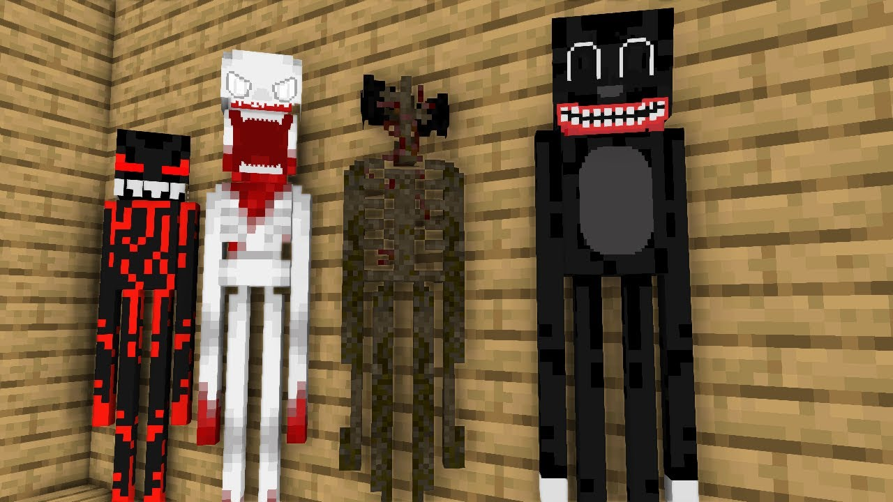 Download Monster School : Mobs became scary - minecraft horror animation