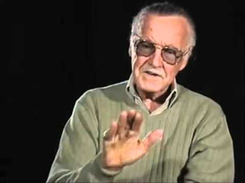 "Stan Lee discusses ""The Incredible Hulk"" TV series - EMMYTVLEGENDS.ORG"
