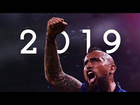 "Arturo Vidal 2018/19 - ""The King"" - Best Tackles, Skills & Goals"