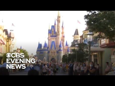 Disney to lay off 28,000 workers due to impact of coronavirus