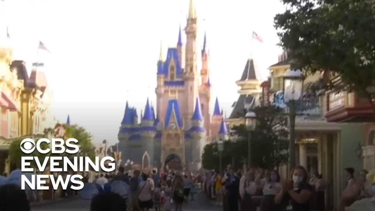 Disney is laying off 28000 in another blow to its theme parks