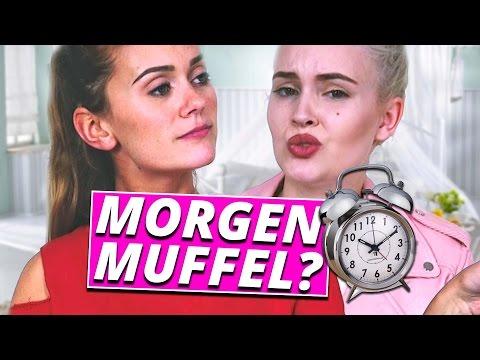 DIE PERFEKTE MORGENROUTINE als FRÜHAUFSTEHER? l PRO VS CONTRA w/ Snukieful & Sarah Foxx