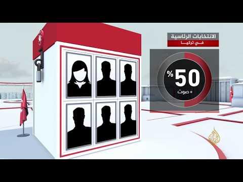 الانتخابات التركية بالأسماء والأرقام  - نشر قبل 1 ساعة