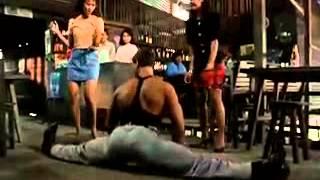 Танец Ван Дама из фильма кикбоксёр