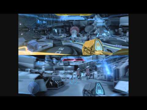 Chris and Roger play Co-Op: Halo 4 - Episode 1 - Ships gone to ship
