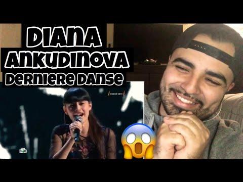 Reacting To Diana Ankudinova  Диана Анкудинова, 14 лет, г. Тольятти. «Derniere Danse