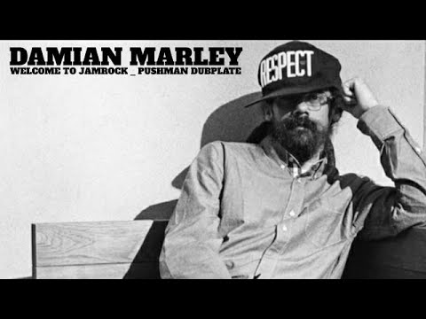 PUSHMAN DUBPLATE - DAMIAN MARLEY welcome to jam