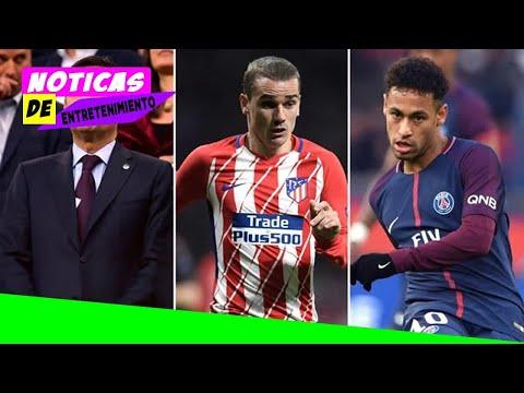 El presidente del Barcelona rompió el silencio: la salida de Neymar y la llegada de Griezmann